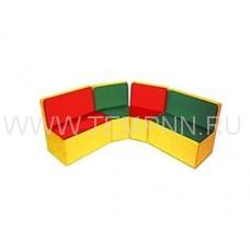 Детская игровая мебель угловая