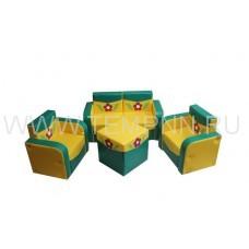 Детская игровая мебель  «Цветочек»