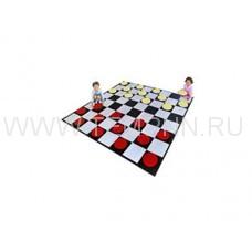Детский игровой набор «Шашки»