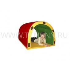 Детский игровой набор «Тоннель с донышком»